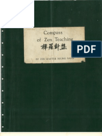 Compass of Zen Teaching by Zen Master Seung Sahn with notes by Zen Master Su Bong