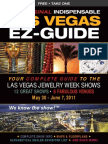 EZ-Guide to Las Vegas Jewelry Shows