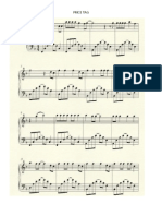Price Tag Piano Notes