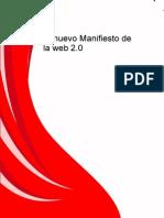 El Nuevo Manifiesto de La Web 20
