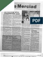The Merciad, April 4, 1985