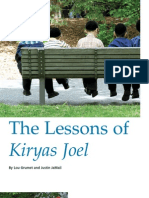 The Lessons of Kiryas Joel by Lou Grumet - NY Bar Assoc May 2011