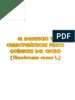 Fedecacao Dt Beneficio Caracteristicas Fisicoquimicas Cacao