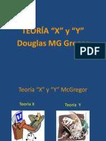 Presentacion Teoria X y Y