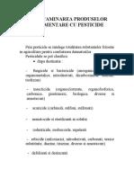 area Produselor Cu Pesticide
