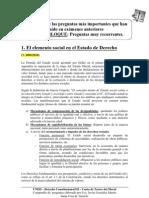 UNED - Resumen preguntas exámenes Constitucional III - Torres del Moral