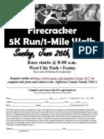 Firecracker 5k 2011