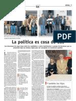 Candidatura al Ayuntamiento de Puente del Congosto - Salamanca