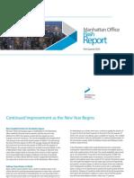 Manhattan Office Leasing Flash Report 1q2010