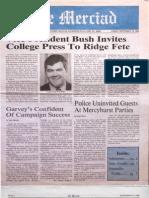The Merciad, Sept. 19, 1986