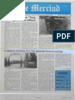 The Merciad, Sept. 26, 1986