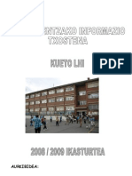 BOLETIN INFORMACION - INFORMAZIO TXOSTENA 08-09