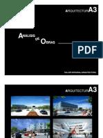 Presentación ANALISIS DE OBRAS