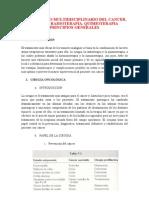 CAPITULO 6 - TRATAMIENTO MULTIDISCIPLINAR DEL CANCER