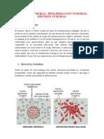 CAPITULO 1- BIOLOGIA TUMORAL