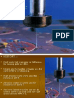 Water Jet Cutter Ppt | Industrial Processes | Cutting