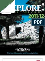 Explore! Visitors Guide 2011-12