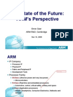 Arm Future Perspective