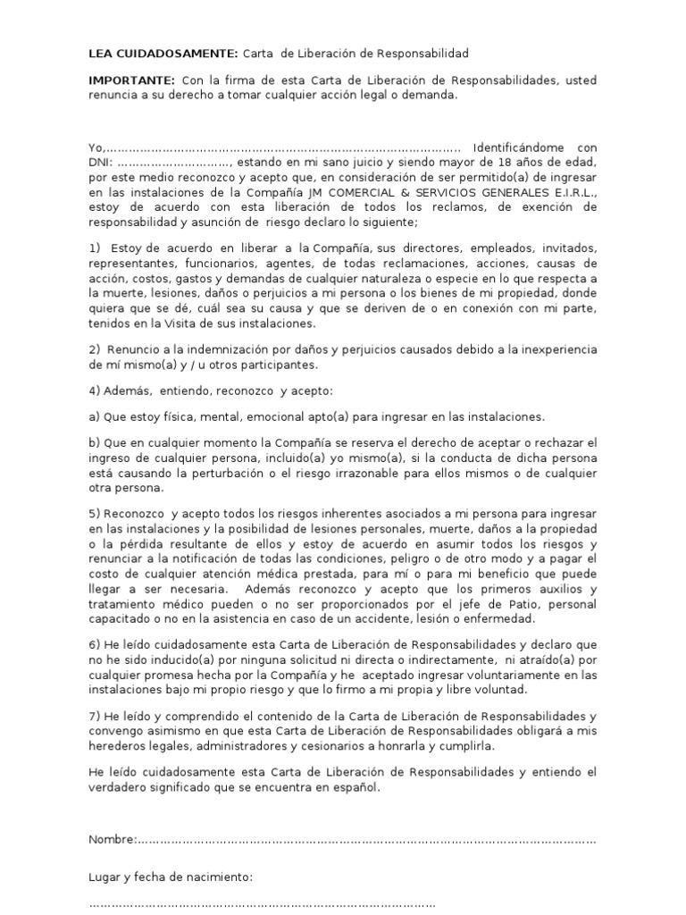 Encantador Plantilla De Formulario De Indemnización Componente ...