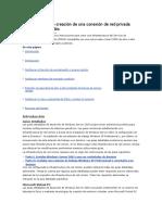 Guía detallada de creación de una vpn windows server 2003
