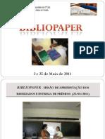 Bibliopaper 2011