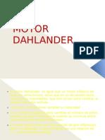 Motor Dahlander