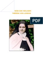 Novene Zur Hl. Therese von Lisieux