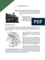 Sistem Mesin Diesel