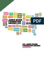 Jbf Nominees
