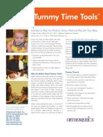 Tummy Time Tools