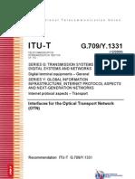ITU T-REC-G.709-2009