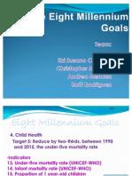 Eight Millennium Goals