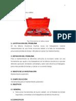 Proyecto bujías 1ra defensa