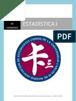 Colección de Exámenes de Estadística I