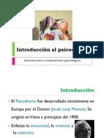 psicodrama. presentacion