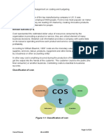 Costing and budgeting by yousuf