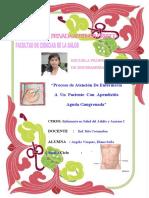 Pae Apendicitis Post Operado Inmediato