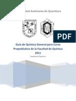 Guia Quimica Gral Propedeutico 2011
