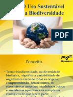 Uso Sustentável da Biodiversidade
