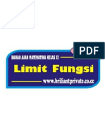Bahan Ajar Limit Fungsi