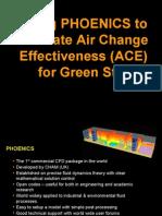 Air Change Effectiveness