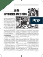 Alicia Sagra - La Mujer en la Revolución Mexicana