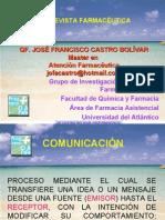 Entrevista Farmac+®utica  SFT