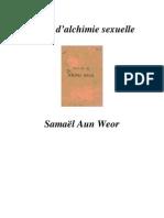 1954 Traite d Alchimie Sexuelle