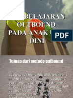 Pembelajaran Outbound