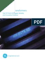 Instrument Transformers Brochure