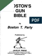 Bostons Gun Bible 2nd (2002)
