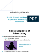 Advertising & Society