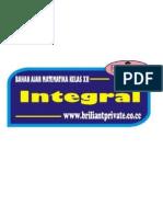 Bahan Ajar Integral