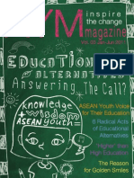 AYM Magazine - Vol. 3 Jan-June 2011_Educational Alternatives...Answering the Call